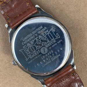 Fossil Accessories - Vintage Captain Fossil Rocket Man Watch